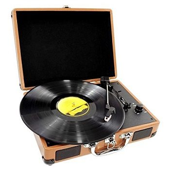 PYLE-HOME PVTT2UWD Retro Belt-Drive Turntable with USB-to-PC Connection Review