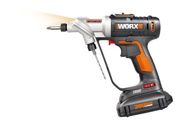WORX WX176L 2-in-1 Switch Drill & Driver Review