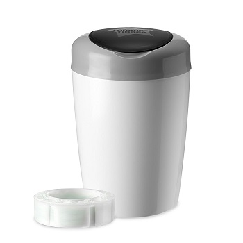 Tommee Tippee Simplee Diaper Pail Review
