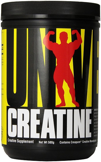 Universal Nutrition Creatine, 500-gram Review